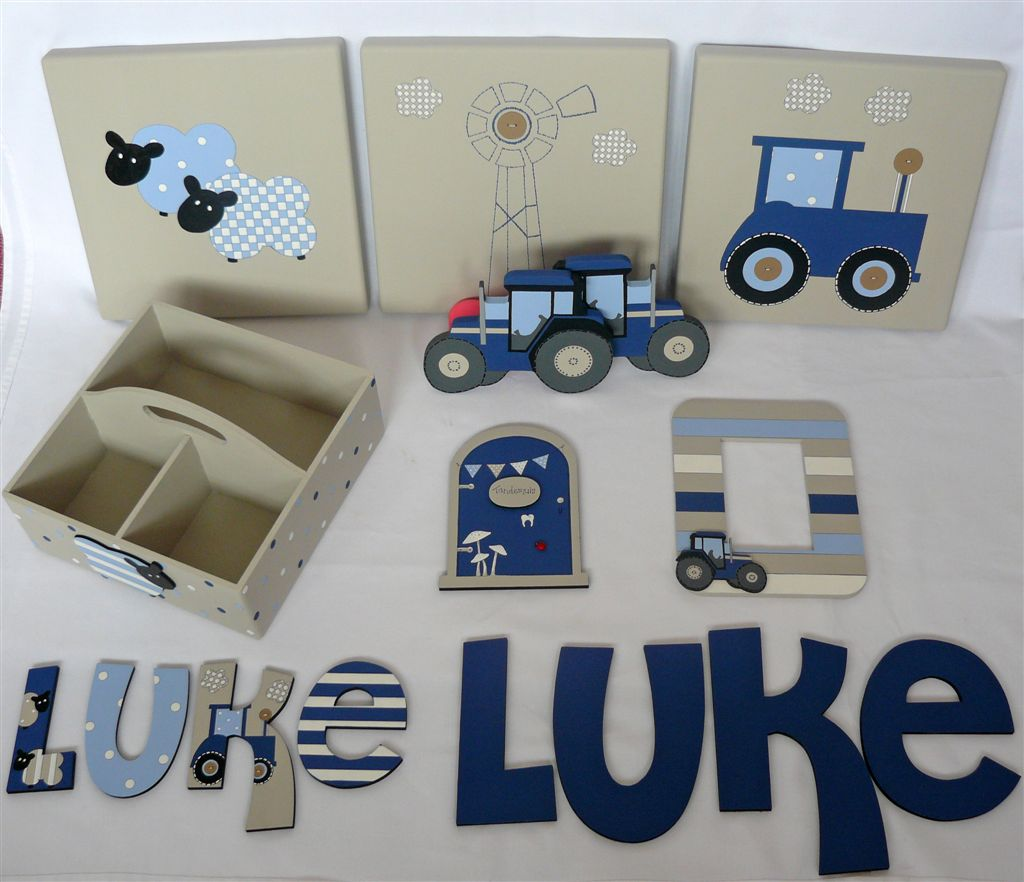 Luke farm set