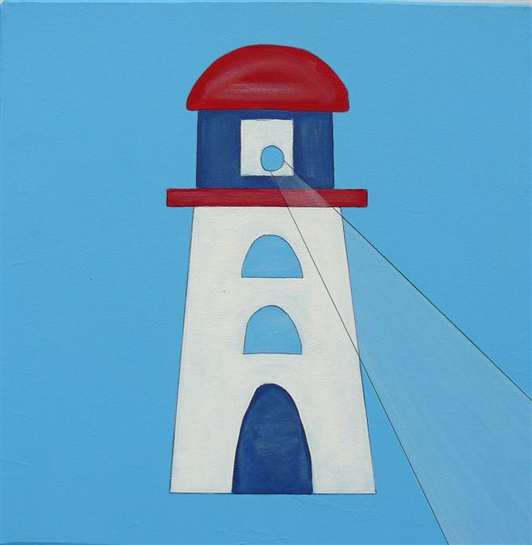 Light house Nautical