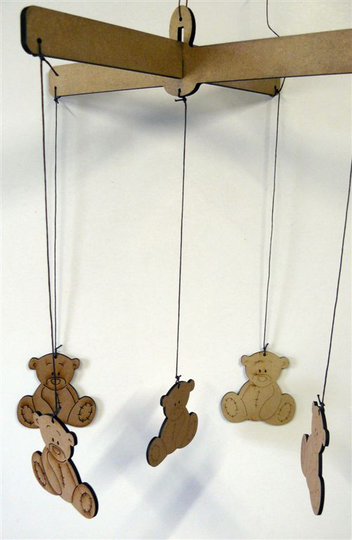 Teddies on chain
