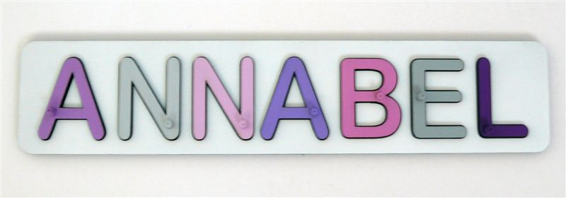 ANNABEL name puzzle