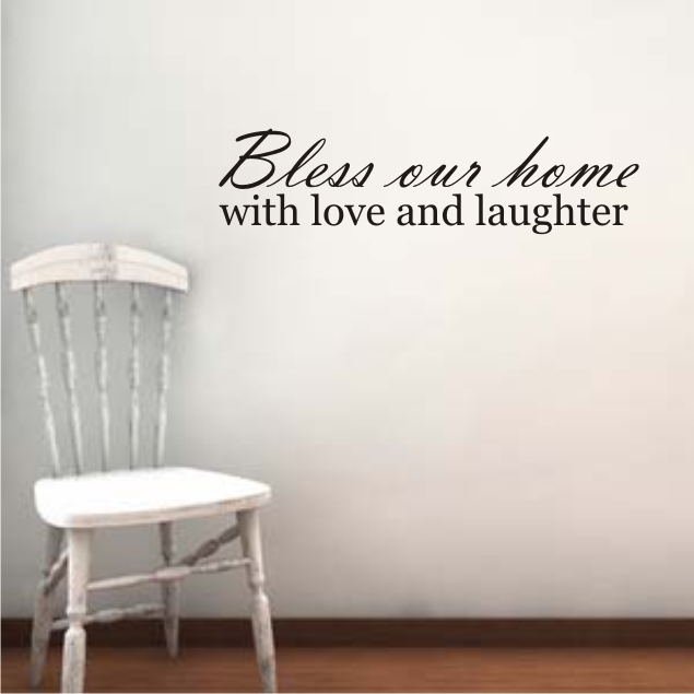New Home Quotes Alluring Vinyl Wall Decals