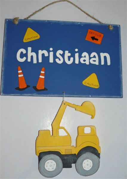 Christiaan's Room