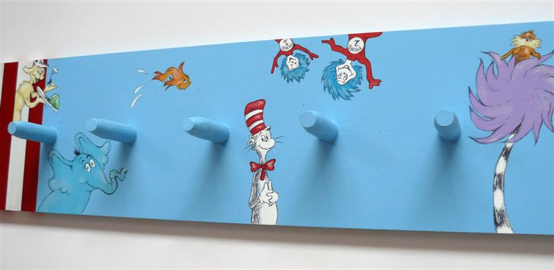 Dr Seuss and friends