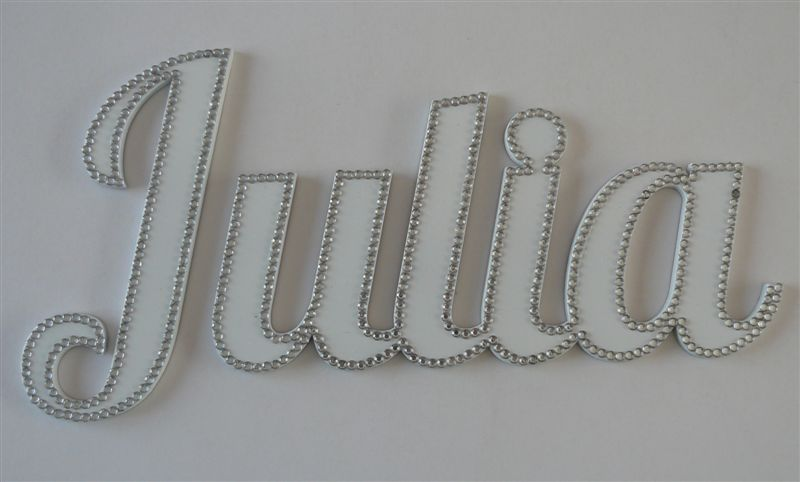Julia with bling