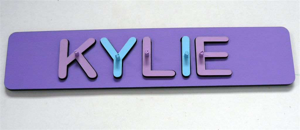 KYLIE name puzzle