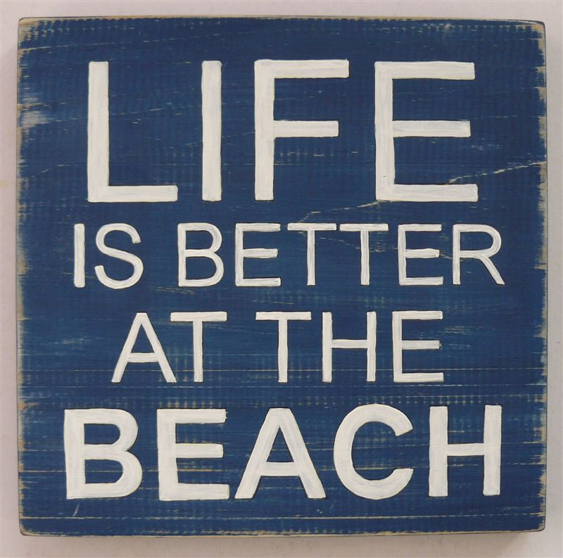 Life is better at the beach 2