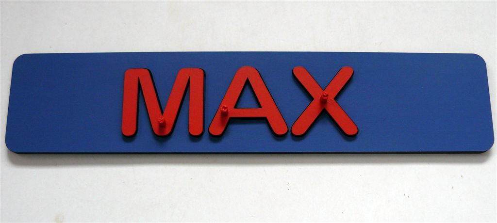 MAX name puzzle Max name puzzle - R180,00 : The Letter ...