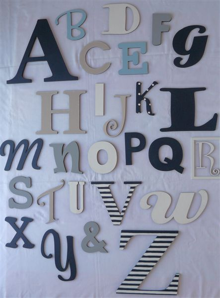 Nautical ABC
