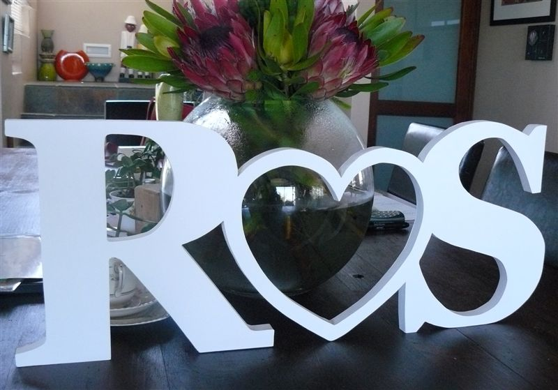 R and S joined with a heart [RheartS] - R450,00 : The ...