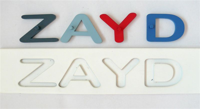 ZAYD name puzzle